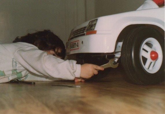 arreglando mi coche