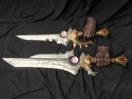 espadas rey varian