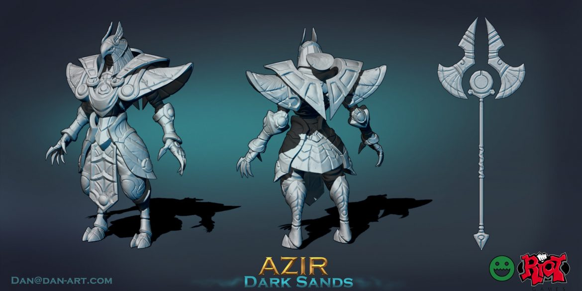 azir dark sands
