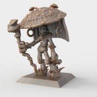 myconid sorcerer miniature